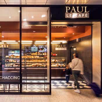 PAUL le café - Le coffee shop à la française